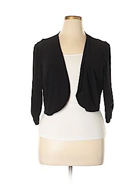 Perceptions Woman Cardigan Size 1X (Plus)