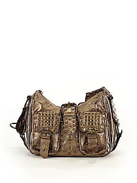 Betsey Johnson Leather Shoulder Bag One Size