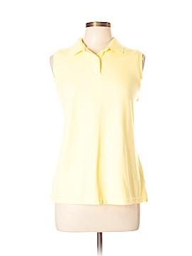 L.L.Bean Sleeveless Polo Size L
