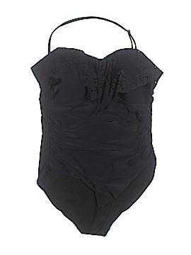 Merona One Piece Swimsuit Size L