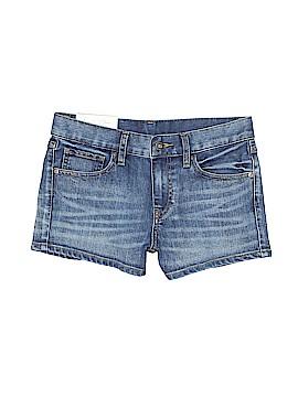 Uniqlo Denim Shorts 23 Waist