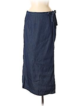 Pendleton Denim Skirt Size 6