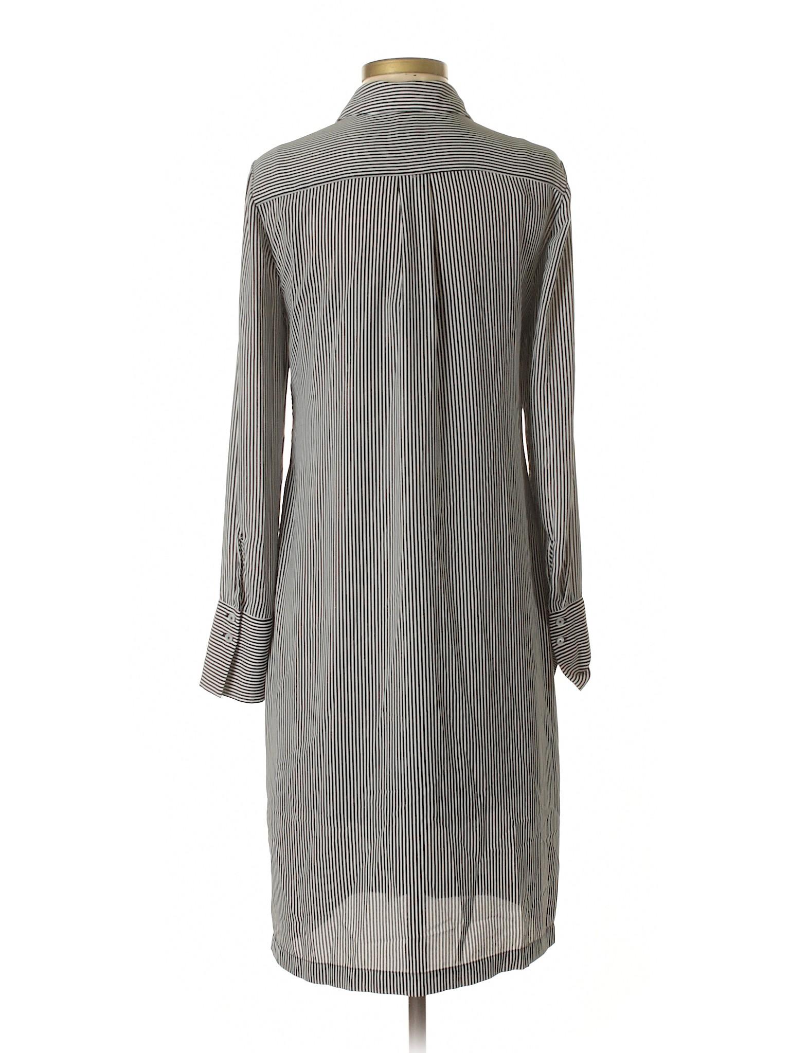 Market Casual House Dress Black Selling White FqgwtgP