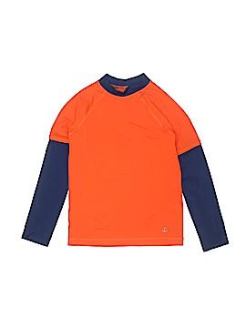Lands' End Long Sleeve T-Shirt Size 7