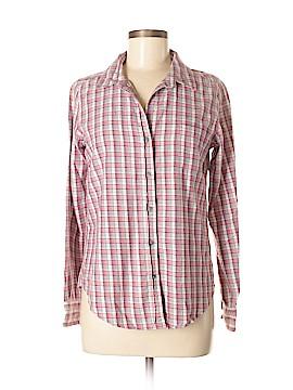 Pendleton Long Sleeve Button-Down Shirt Size M