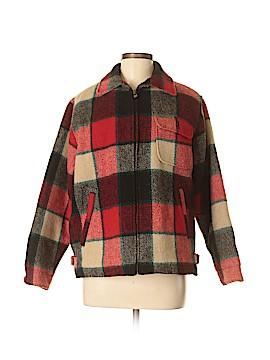 Eddie Bauer Wool Coat Size M