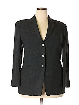 Giorgio Armani Wool Blazer Size 50 (IT)