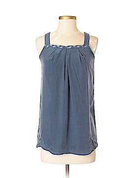 Kimchi Blue Sleeveless Silk Top Size XS