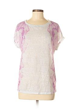 Adrienne Vittadini Short Sleeve T-Shirt Size M