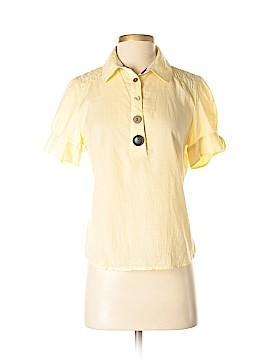 Trovata Short Sleeve Button-Down Shirt Size M