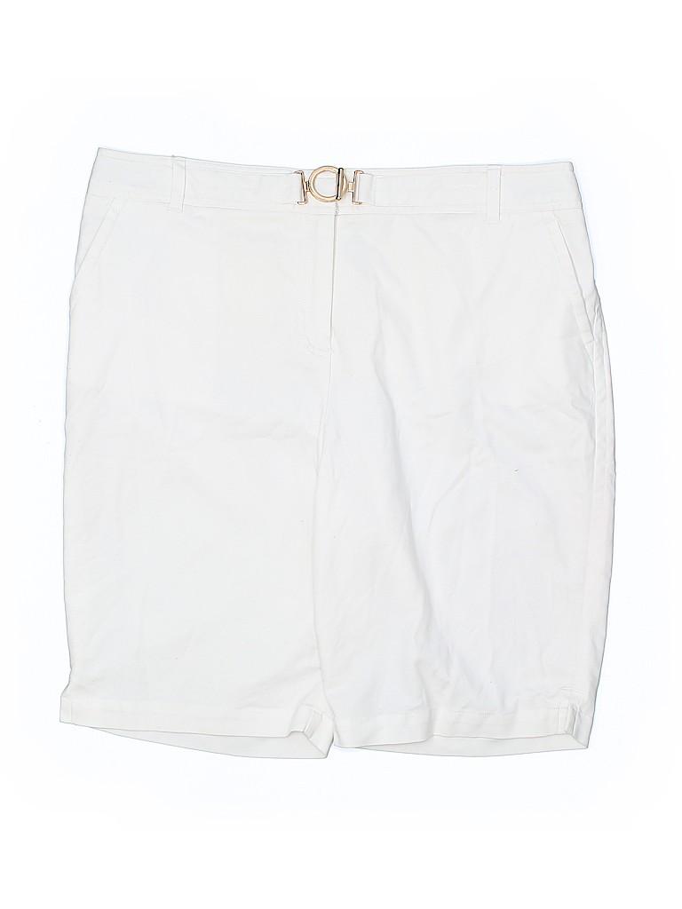 Charter Club Women Shorts Size 16