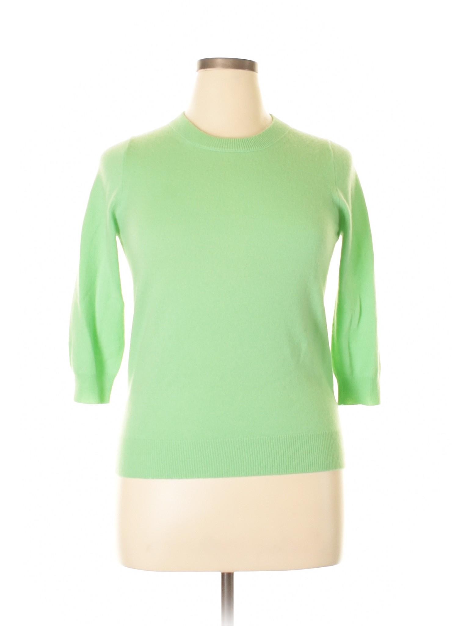 J Crew Sweater Pullover Cashmere Boutique 4UBwadUqx