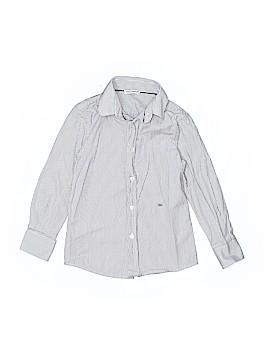 Dolce & Gabbana Long Sleeve Button-Down Shirt Size 3