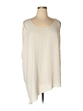 Eileen Fisher Sleeveless Blouse Size 2X (Plus)