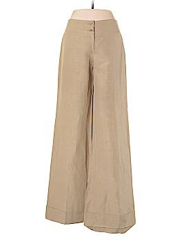 Armani Collezioni Linen Pants Size 4