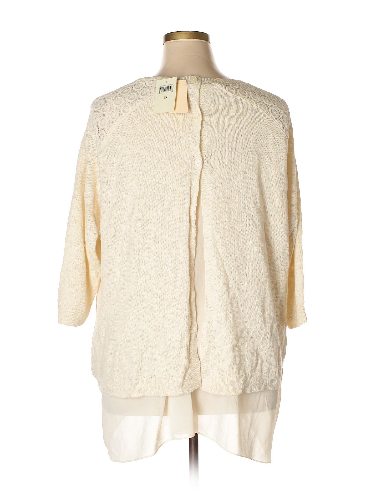 Lucky winter Sweater Pullover Brand Boutique BRTwqxz6