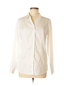 Antonio Melani Long Sleeve Button-Down Shirt Size M
