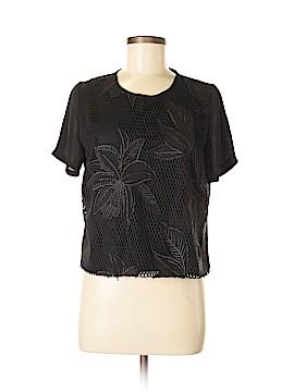 Valette Short Sleeve Blouse Size M