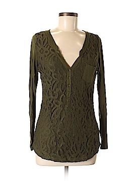 Vanessa Virginia Long Sleeve Top Size M