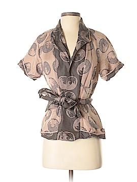 BCBGMAXAZRIA Silk Blazer Size XS
