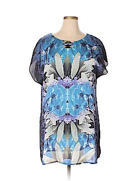 Dorothy Perkins Short Sleeve Blouse Size 46 (EU)