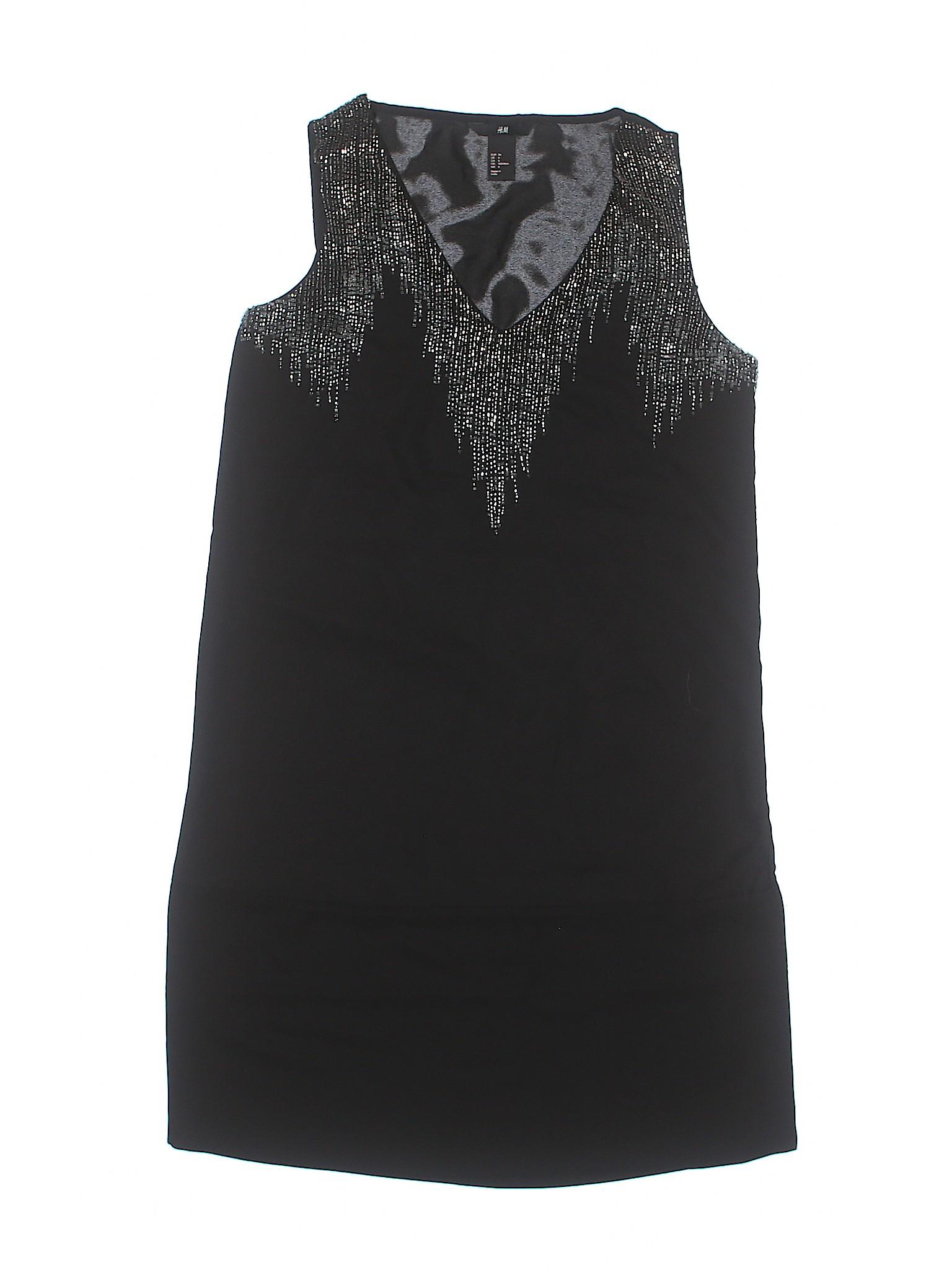 Boutique Dress winter H amp;M Casual 1rfgq1xU