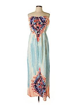 CAROLINA WILLIAMSON Casual Dress Size L