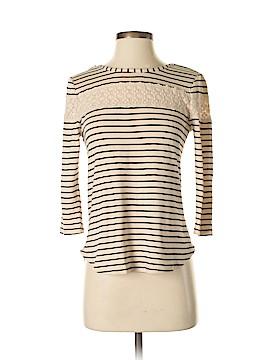 Lauren Conrad 3/4 Sleeve Top Size S