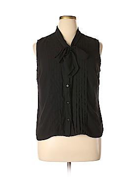 Covington Outlet Sleeveless Blouse Size XL
