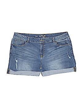 Apt. 9 Denim Shorts Size 16