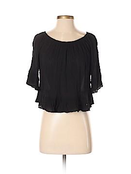 Naf Naf Short Sleeve Blouse Size S