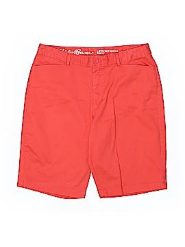 Eddie Bauer Khaki Shorts Size 12 (Tall)