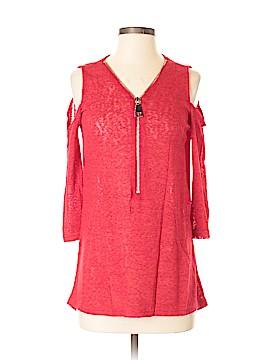Andrea Jovine 3/4 Sleeve Blouse Size S