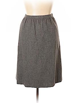 Evan Picone Wool Skirt Size 16