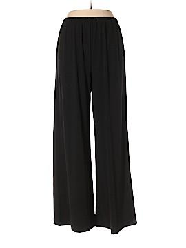 Bob Mackie Casual Pants Size M (Petite)