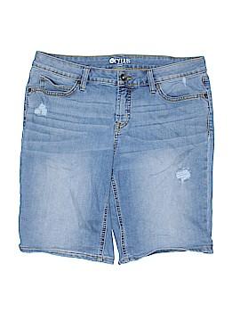 Stylus Denim Shorts Size 14