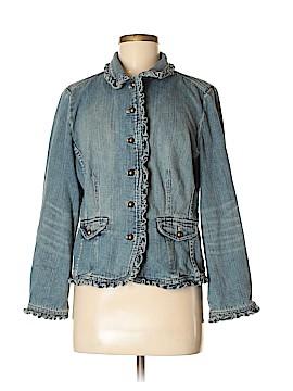 J.jill Denim Jacket Size M