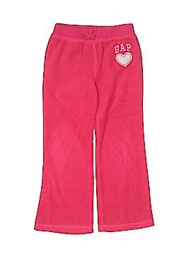 Baby Gap Fleece Pants Size 5T