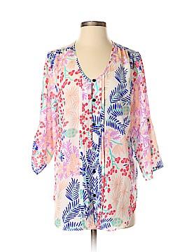 Yumi Kim 3/4 Sleeve Blouse Size S