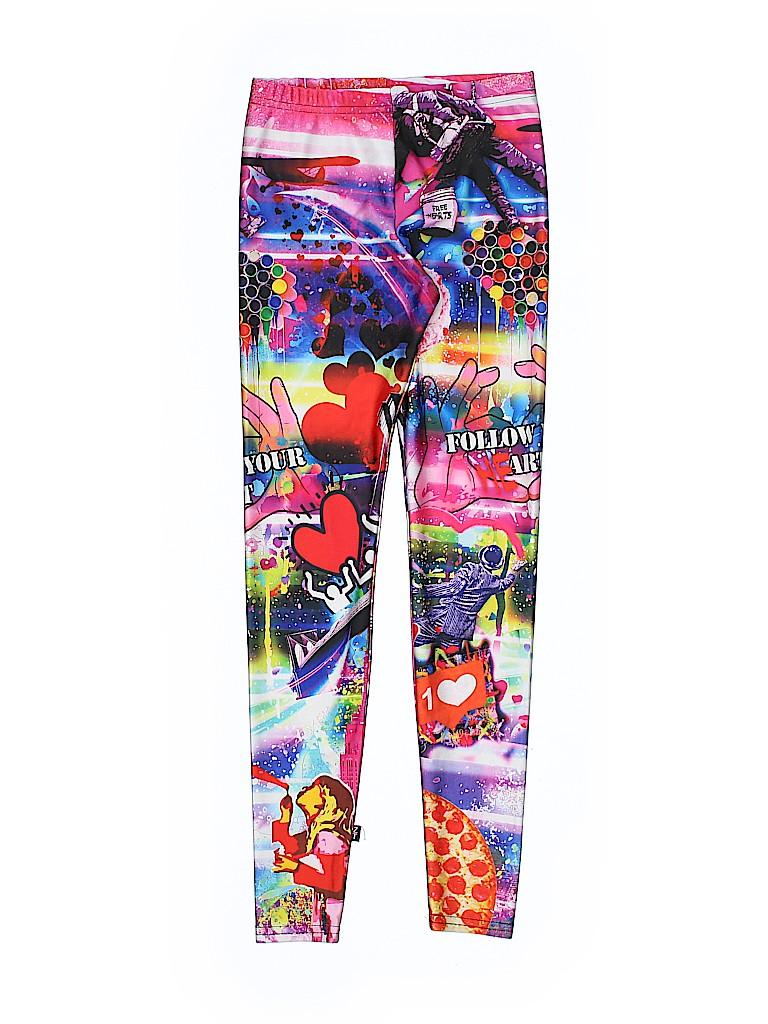 9cfd741b0f Zara Terez Print Light Pink Leggings Size L (Kids) - 53% off | thredUP