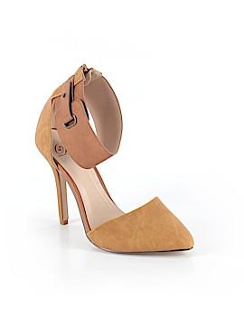 Deletta Heels Size 7 1/2
