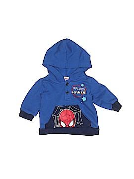Marvel Pullover Hoodie Newborn