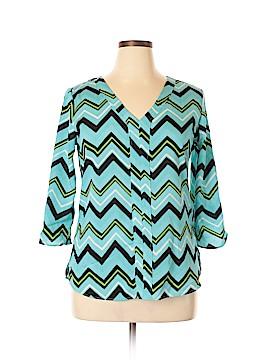 Millenium 3/4 Sleeve Blouse Size L