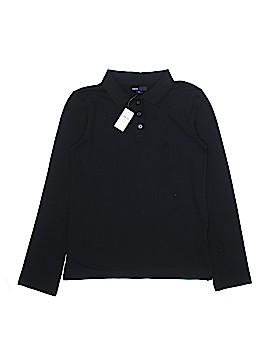 Gap Kids Long Sleeve Polo Size 14 - 16