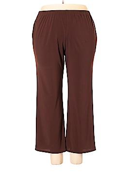 Antthony Originals Casual Pants Size 1X (Plus)