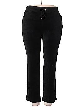 Avenue Velour Pants Size 14 - 16 Plus (Plus)