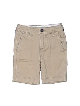 Abercrombie Khaki Shorts Size 5 - 6