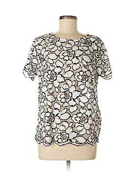 Liz Claiborne Short Sleeve Top Size M