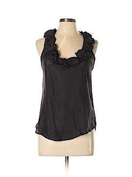 Splendid Sleeveless Silk Top Size L