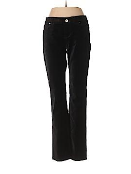 White House Black Market Velour Pants Size 2